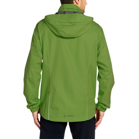VAUDE Escape Bike Light Jacket Men green pepper